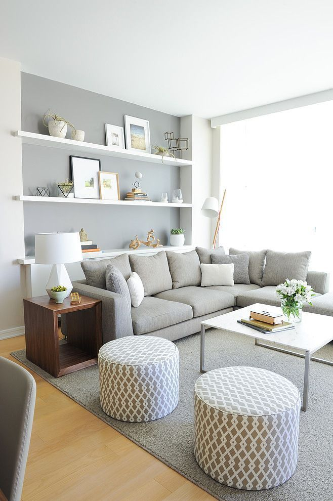 White Drawing Room: 10 Beautiful Grey And White Living Rooms