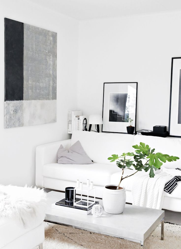 99 Beautiful White And Grey Living Room Interior: 10 Beautiful Grey And White Living Rooms